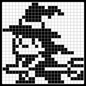 Picross galaxy icon