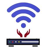 Routeur admin Setup Control & Test de rapidité icône