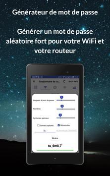 Routeur admin Setup Control & Test de rapidité capture d'écran 10