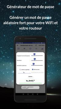 Routeur admin Setup Control & Test de rapidité capture d'écran 5