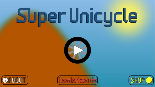 Super Unicycle poster