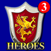 DMM Heroes 3 TD Tower Defense hero defense homm 3 图标