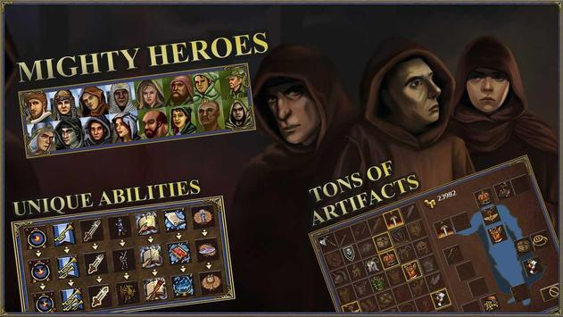 7 Schermata Heroes 3 and Mighty Magic:TD Fantasy Tower Defence