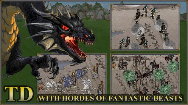 8 Schermata Heroes 3 and Mighty Magic:TD Fantasy Tower Defence