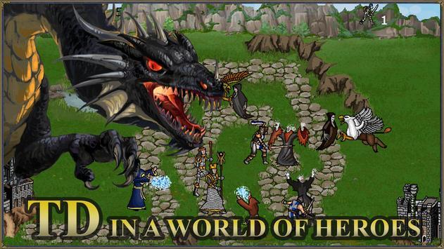 4 Schermata Heroes 3 and Mighty Magic: Defense Torre di Difesa