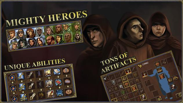 3 Schermata Heroes 3 and Mighty Magic: Defense Torre di Difesa