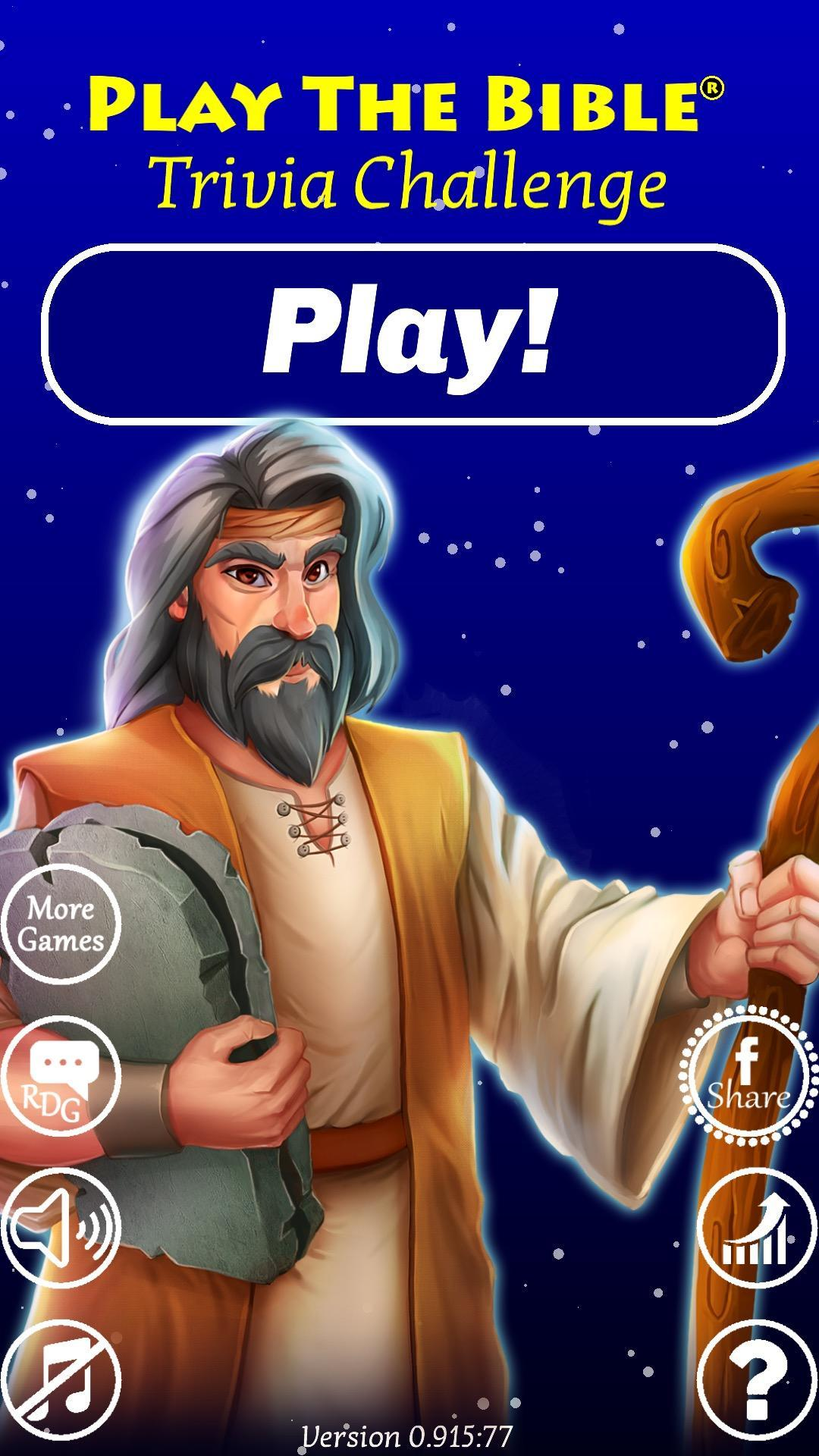 Play The Jesus Bible Trivia Challenge Quiz Game for Android
