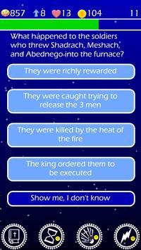Play The Jesus Bible Trivia Challenge Quiz Game 截图 2