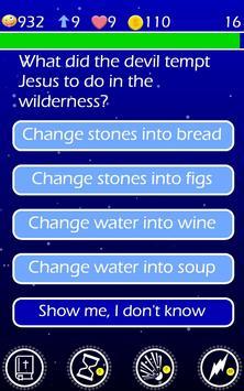 Play The Jesus Bible Trivia Challenge Quiz Game 截图 7