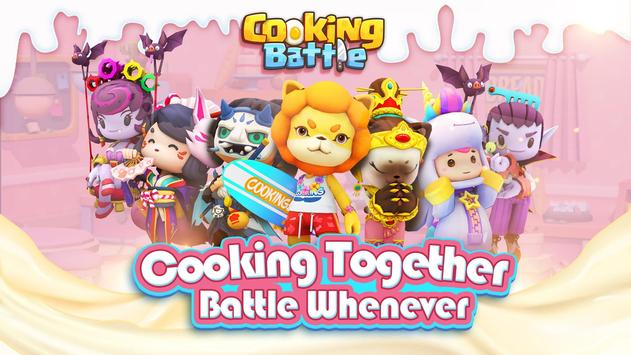 Cooking Battle! poster