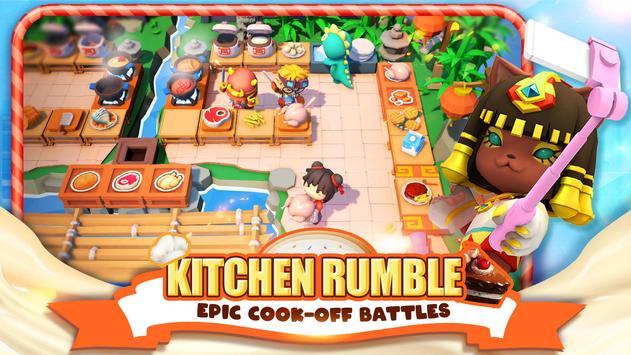 Cooking Battle! screenshot 1