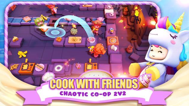 Cooking Battle! screenshot 2