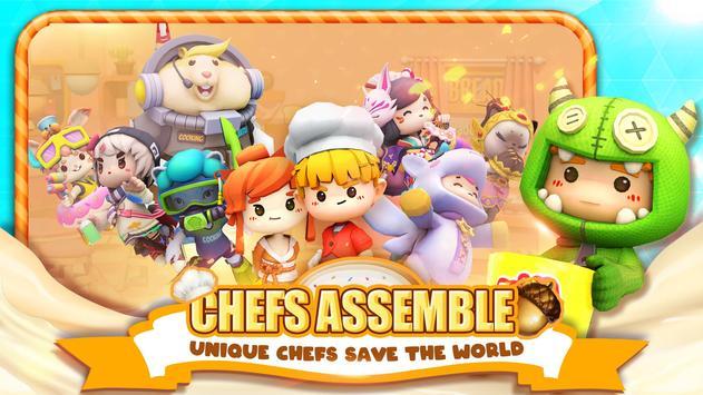 Cooking Battle! screenshot 4