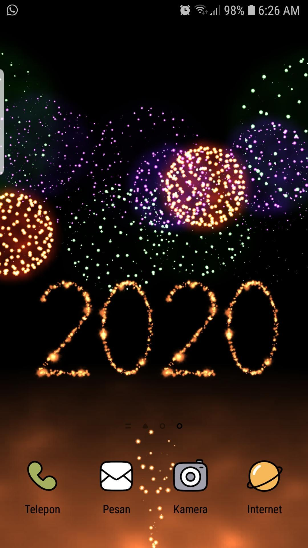 Новый Год 2020 Живые Обои На Андроид