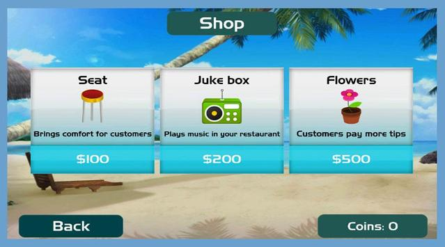 GMD Beach Burger - Chef's Food Cooking Game screenshot 1