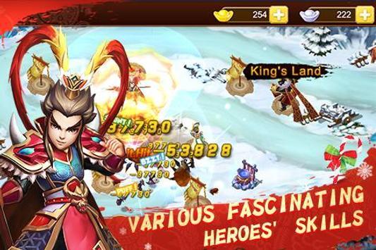 Kingdom Defender imagem de tela 3