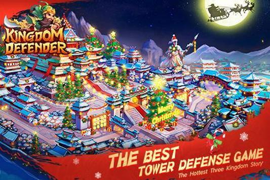 Kingdom Defender poster