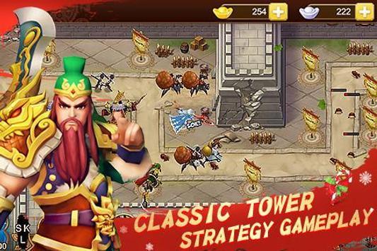Kingdom Defender imagem de tela 1