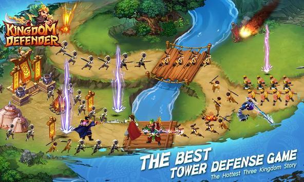 Kingdom Defender imagem de tela 5