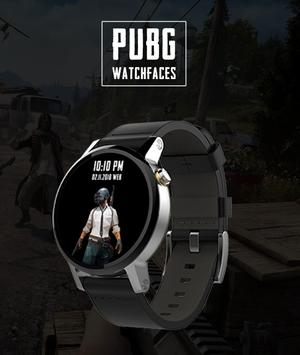 Watchfaces for PUBG - Android Wear OS screenshot 4