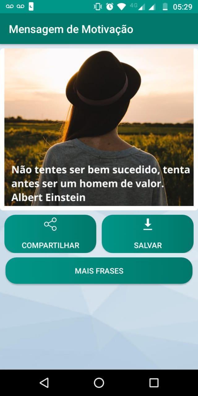 Frases De Motivação For Android Apk Download