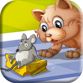 Cat Trap Run icon