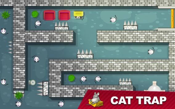 Cat Trap Run screenshot 10