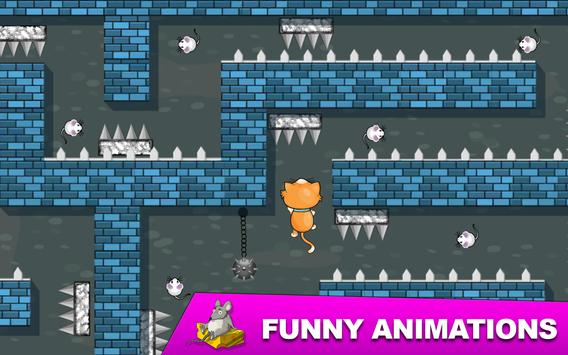 Cat Trap Run screenshot 3