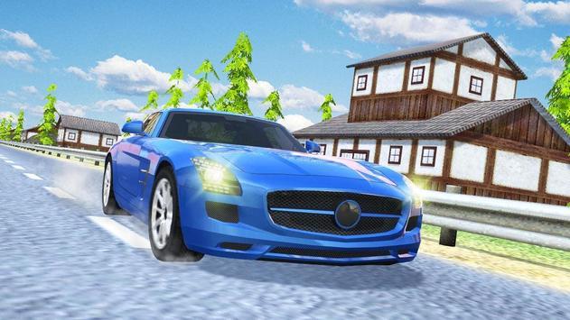 Luxury Super Car Simulator screenshot 1