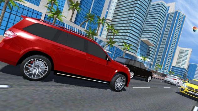 SUV Traffic Racer 4x4 screenshot 3