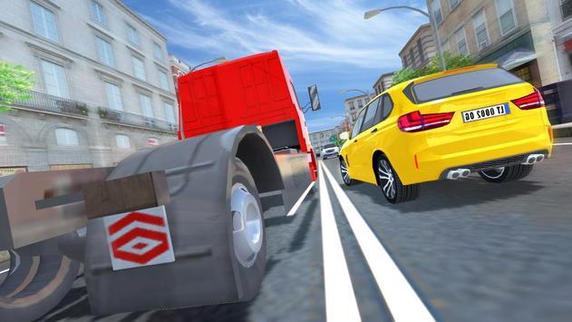 SUV Traffic Racer 4x4 screenshot 1