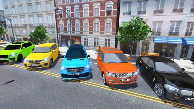 SUV Traffic Racer 4x4 screenshot 2