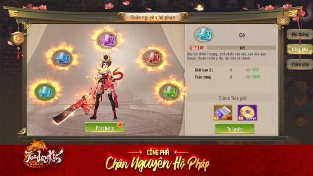 Thiên Long Kiếm Gamota screenshot 2