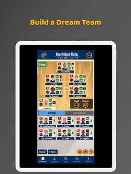 Ultimate Basketball Manager - Basketball Sim screenshot 9