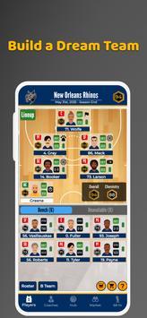 Ultimate Basketball Manager - Basketball Sim screenshot 16