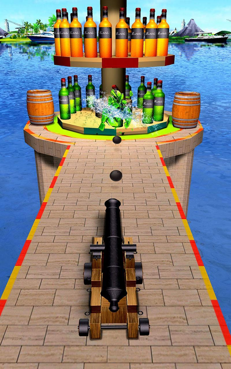 Cannon Balls Fire Blast 3D for Android - APK Download
