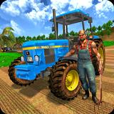 New farming simulation 21 : Modern Tractor Sim