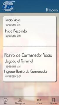 Bitácora GNT screenshot 3