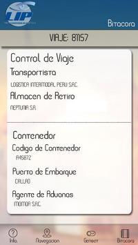 Bitácora GNT screenshot 4