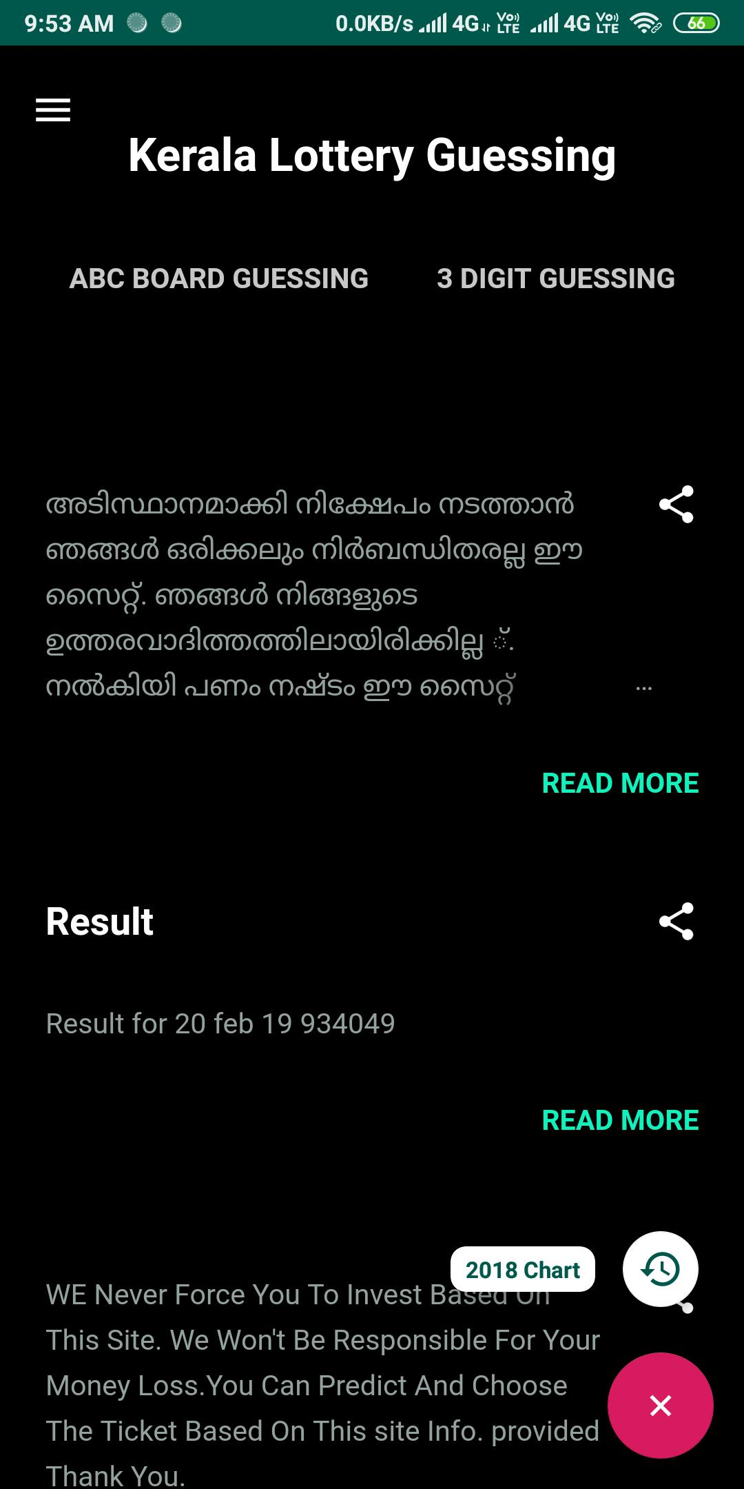 777 - kerala lottery guessing for Android - APK Download