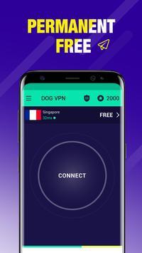 DOG VPN poster