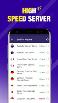 VPN Dog - Free & Fast & Unlimited & Unblock screenshot 2