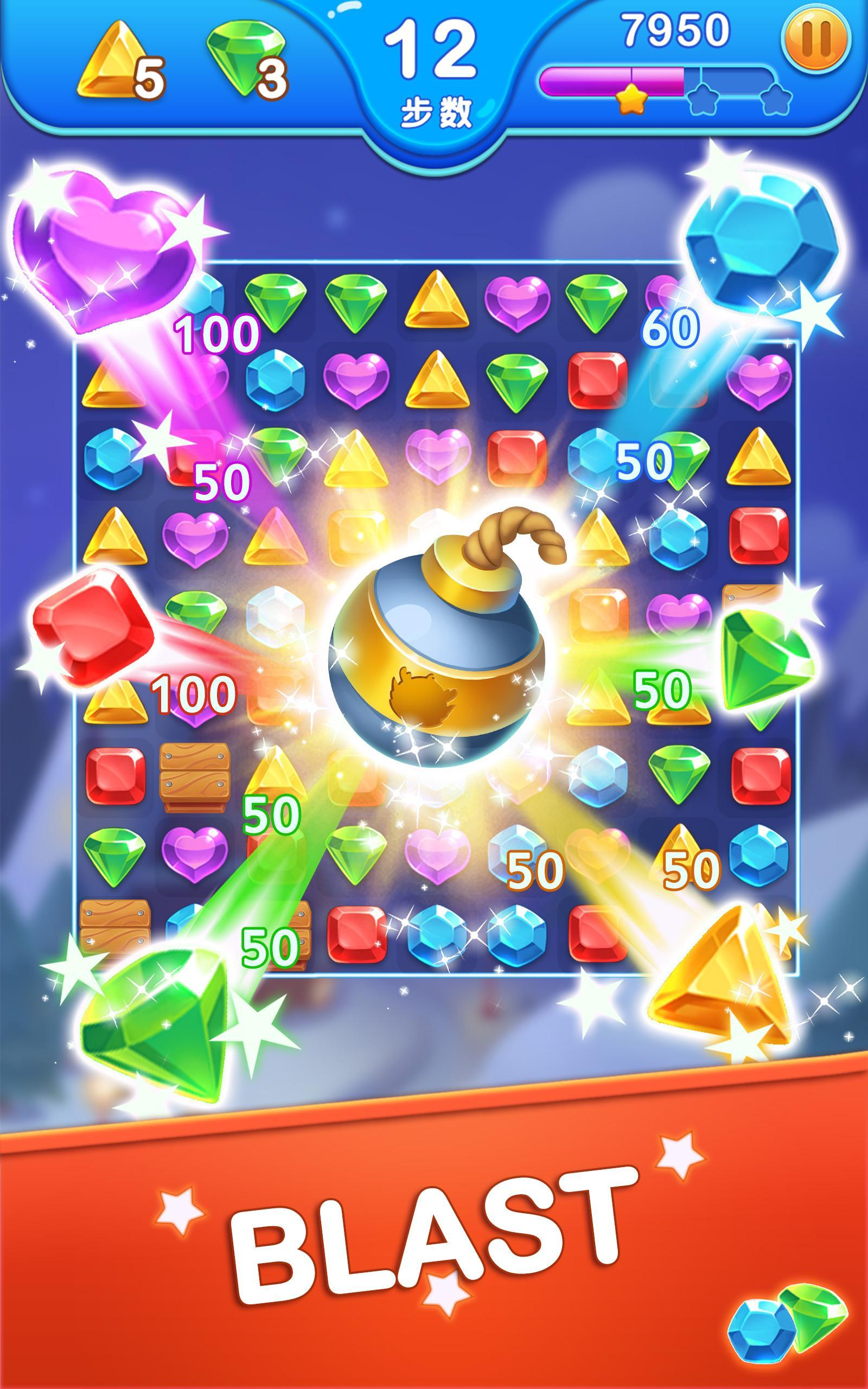 Jewel Blast Dragon for Android - APK Download