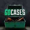 Csgo free real skins – go cases case opener ícone