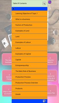 IB Business- Introduction to Business Management screenshot 1