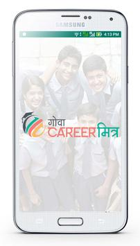 Goa Career Mitra poster
