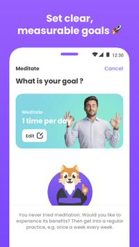 goalmap - SMART goal setting to stay motivated screenshot 2