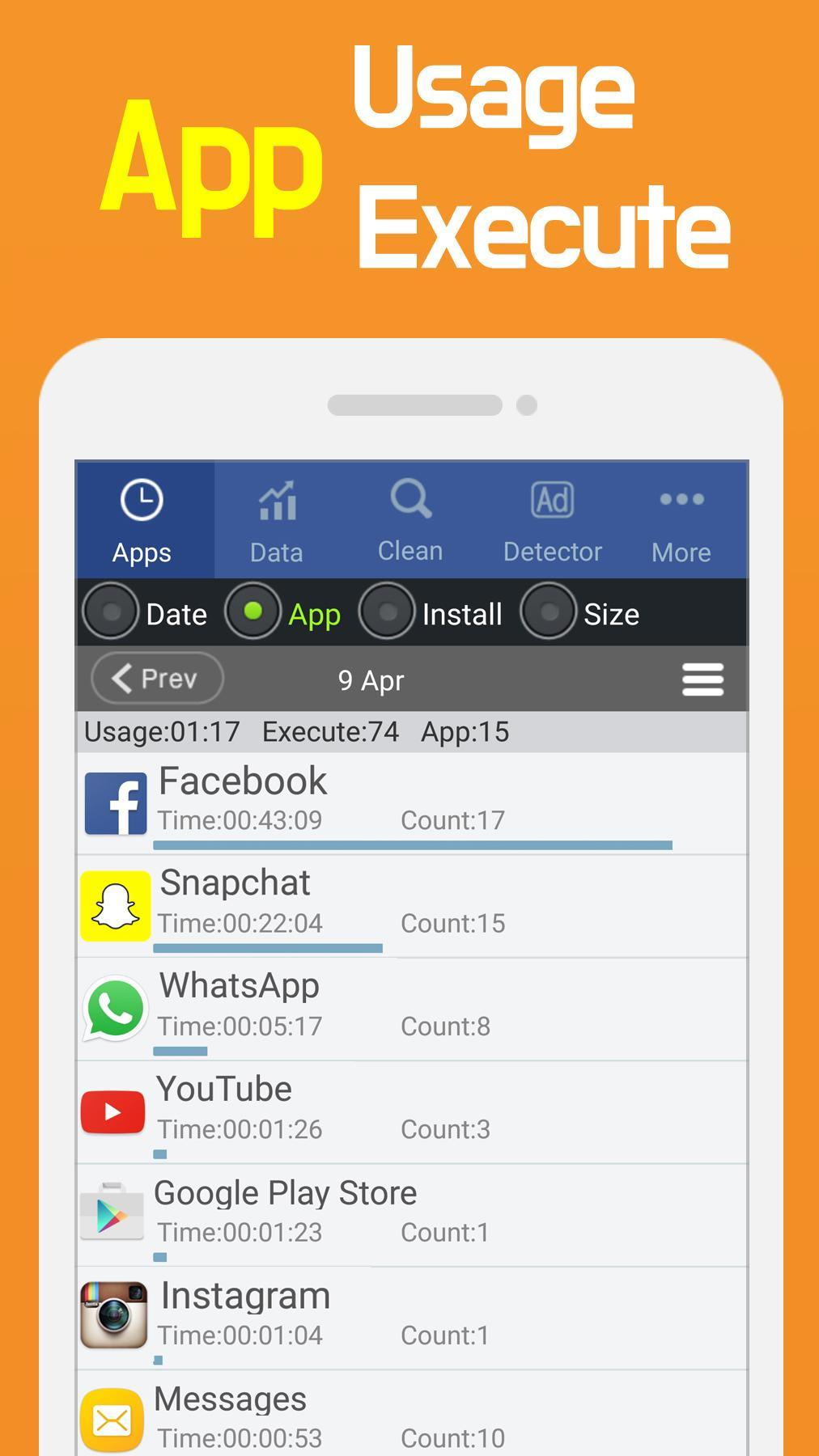 Goclean-Pop up Ad detector,airpush detector for Android