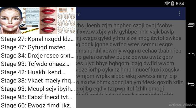Game EJgobggabt GWhrzpda Story screenshot 1