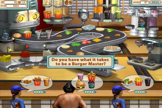 Burger Shop - Free Cooking Game screenshot 9